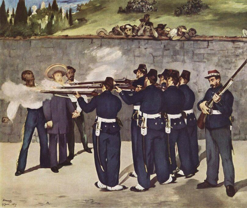 Ejecución o muerte – die wahre Geschichte
